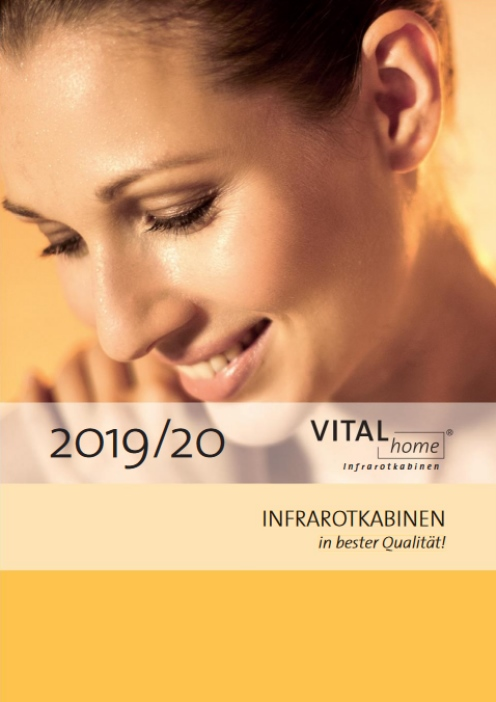 Katalog Infraworld Infrarotkabinen 2019/2020