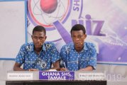 NSMQ 2019: Ghana SHS dumps Armed Forces, New Juabeng for Quarterfinal