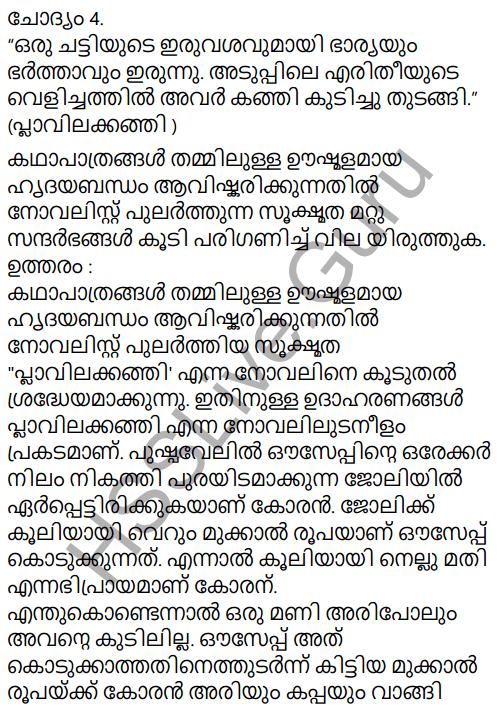 Adisthana Padavali Malayalam Standard 10 Solutions Unit 1 Chapter 1 Plavilakkanni 19