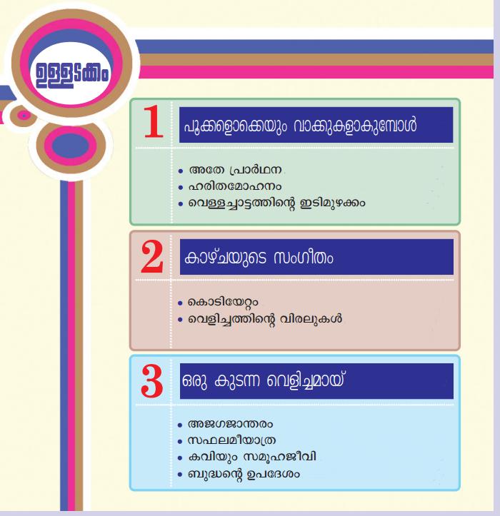 Adisthana Padavali Malayalam Standard 9 Solutions Answers Guide Notes