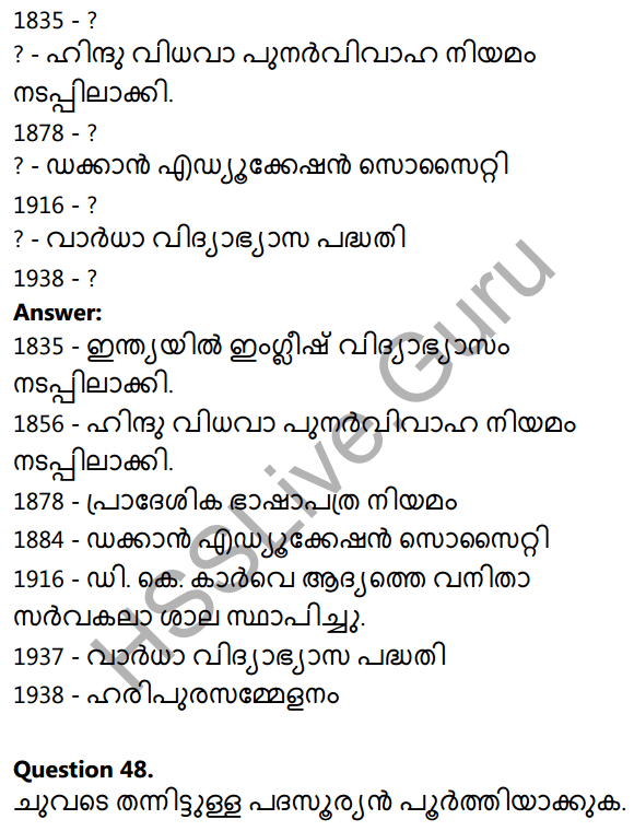 Kerala Syllabus 10th Standard Social Science Solutions Chapter 5 Culture and Nationalism in Malayalam 39