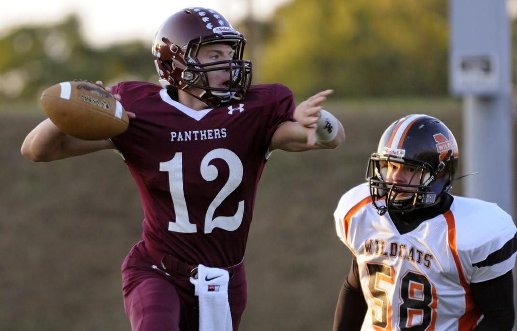 Explosive Watervliet football team too much for Marcellus