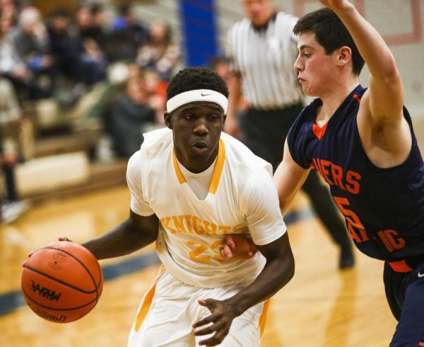 Flint Southwestern Boys Basketball Team Play Palace