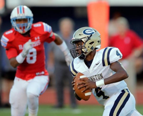 Covington Lions High School Football