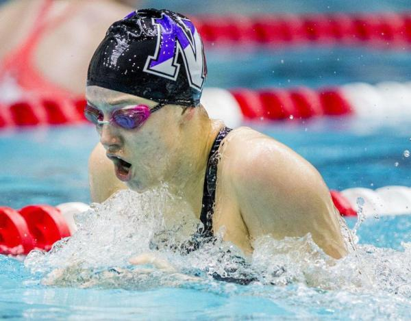Polar Bears ready for a big girls swimming campaign