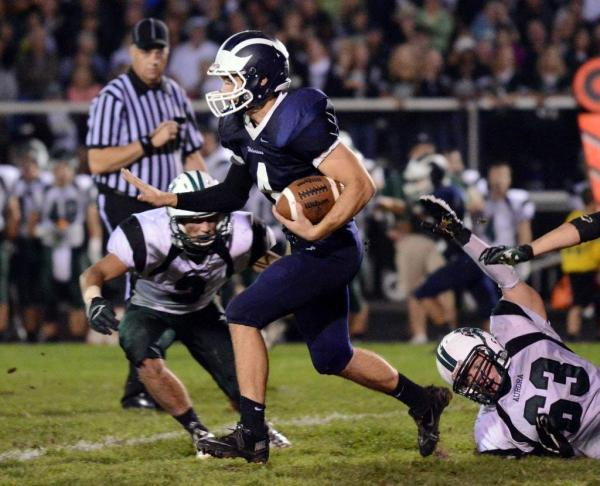 Aurora Elyria Football Tumble West Geauga Arrives In Poll Week Of Oct