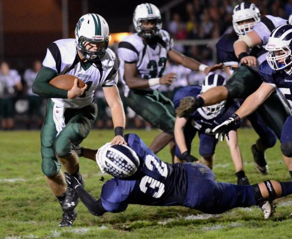 Ohsaa Football Playoffs Division Iii Statewide 2013 Video Poll