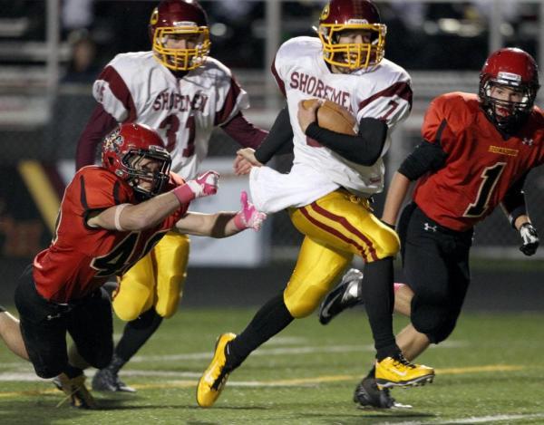 High School Football Week 7 In-game Updates Contests Northeast Ohio 2013