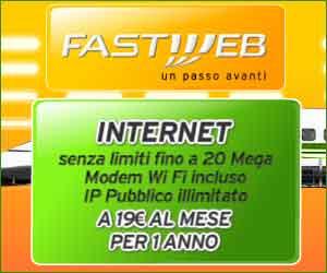 Fastweb Joy: Offerta Adsl e telefono