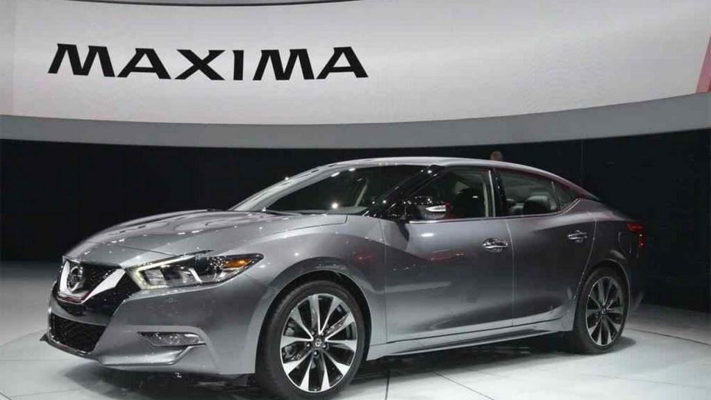 Nissan Maxima 2019 muestra una nueva apariencia
