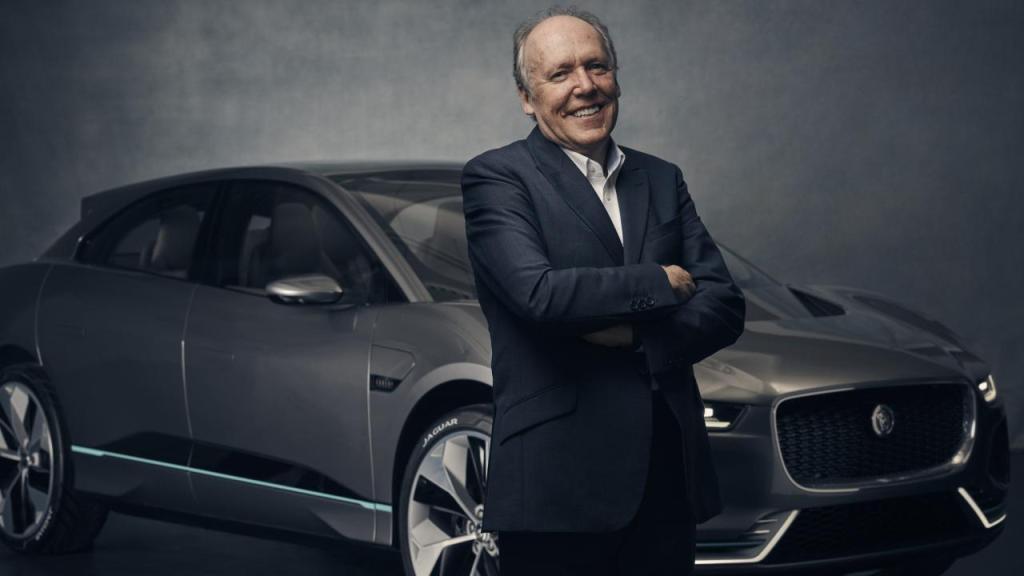 Ian Callum, ex jefe de diseño de Jaguar