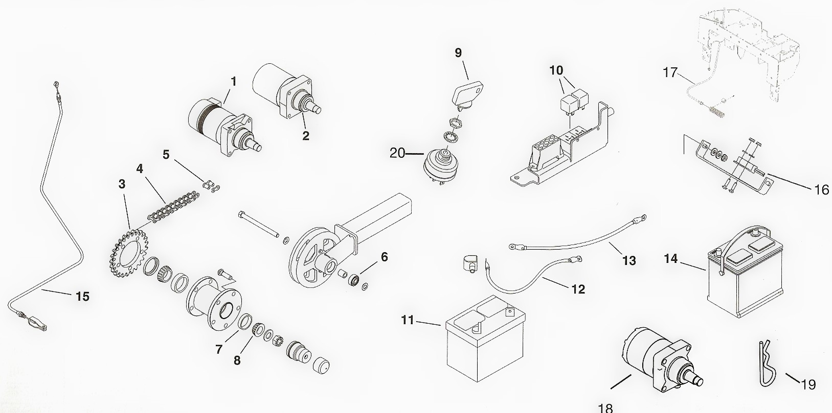 Toro Dingo Engine Parts Diagram Toro Lawn Mower Parts