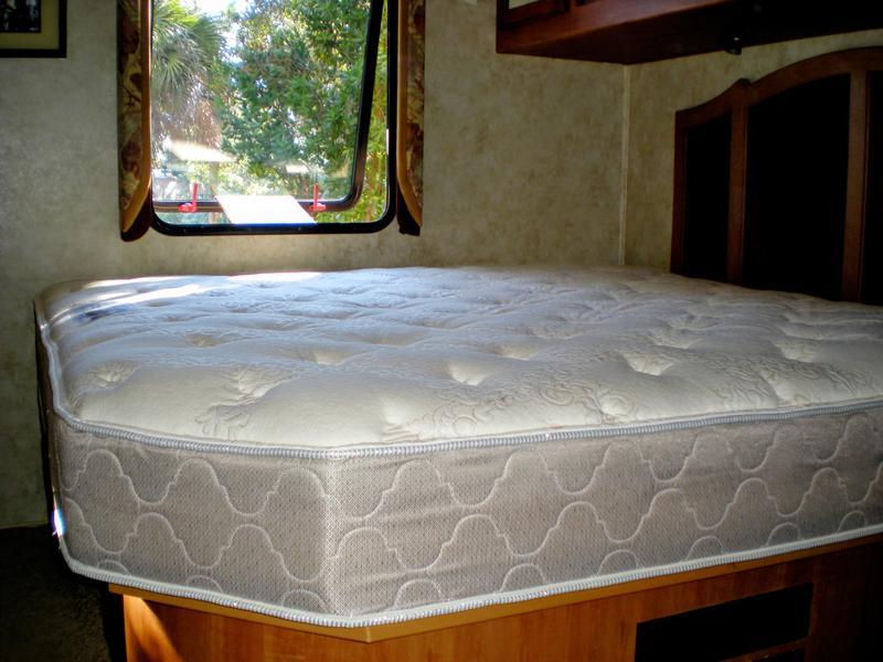 RV Mattress  Comfort Custom Mattresses  Marine Bedding