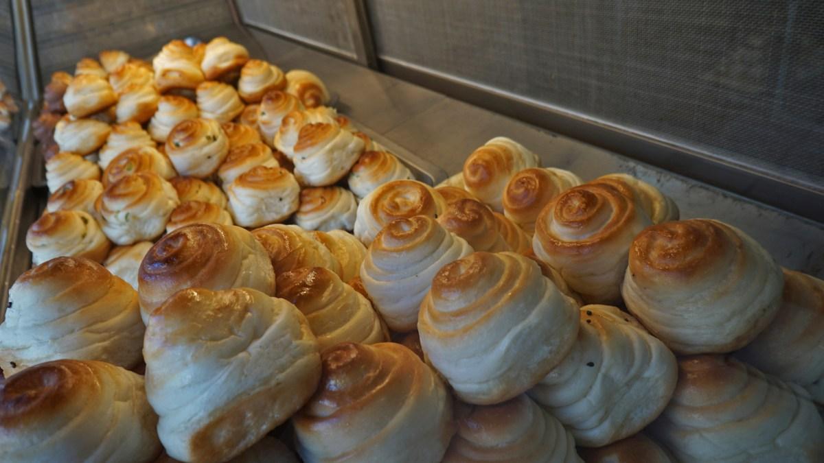 左營上海脆皮烤饅頭 – 騎車網誌