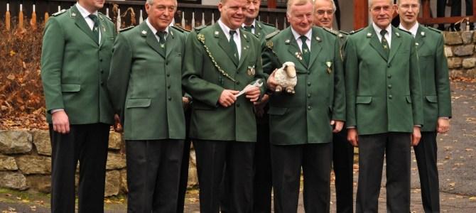 Vorstandsübergabe 2012