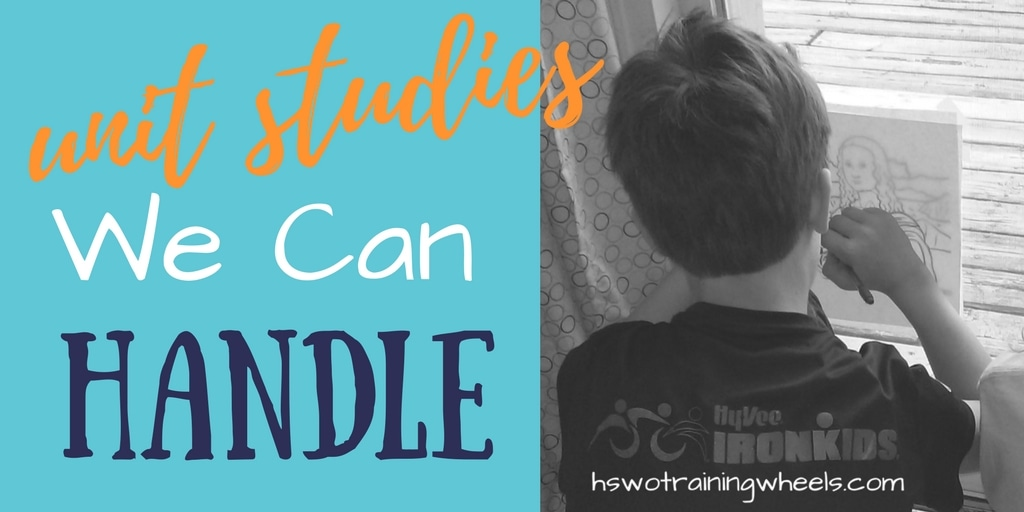 Unit studies always seemed like a lot of work. But not these Online Unit Studies! Three cheers for digital resources in the homeschool!