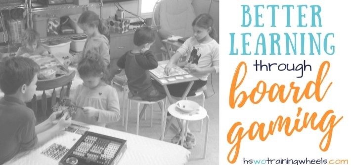 Board gaming is worth its weight in gold just for the family time and fun it provides! But you'd be amazed what the family will be learning while they play!