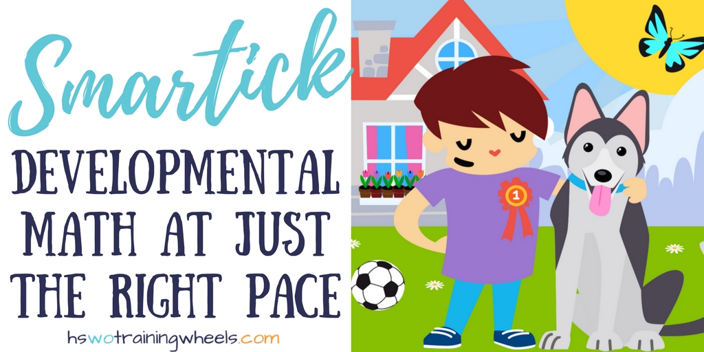 Smartick: Developmental Math at Just the Right Pace | Homeschooling ...