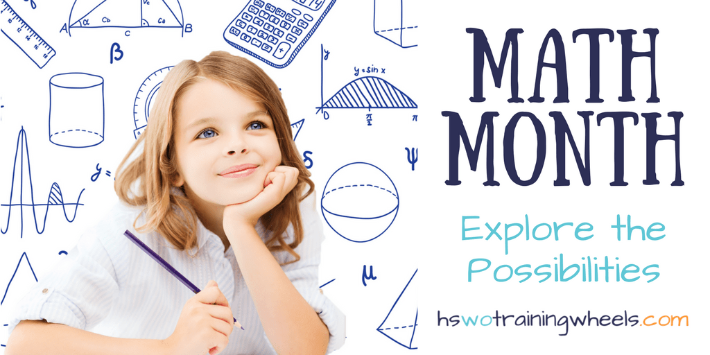 Are you looking for the best homeschool math curriculum, online options, or resources reviews? Come celebrate math month with us and enjoy giveaways, printables, coupon codes, and more!
