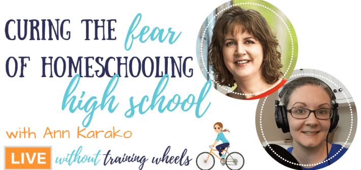 Feeling anxious about homeschooling high school? Let's talk about what's required for graduation, transcripts, college, and beyond!