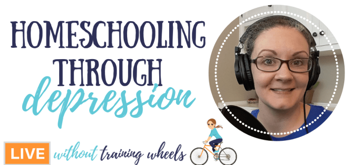 Homeschooling under any circumstances can be a challenge, both physically and emotionally. But what if you are dealing with depression - either postpartum or otherwise? Is it possible to keep homeschooling? Let's talk about some strategies and encouragements to keep you going, even when depression is dragging you down.