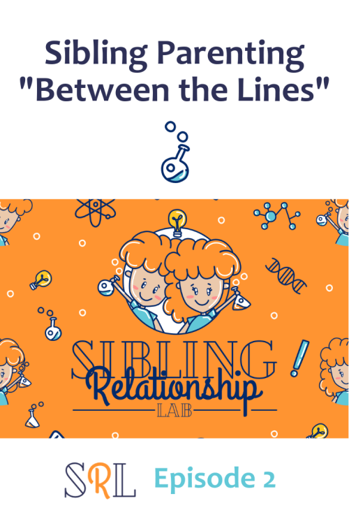"""Should you be hyper-involved or uber hands-off? Is there a """"straight and narrow"""" way to parenting siblings? Let's chat sibling parenting in the gospel."""
