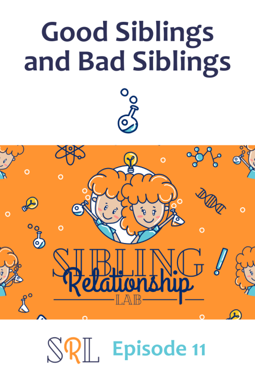 "Do you have one child who seems to be the center of all the conflict, or is more difficult to parent than the other children? Is she the ""bad sibling""?"