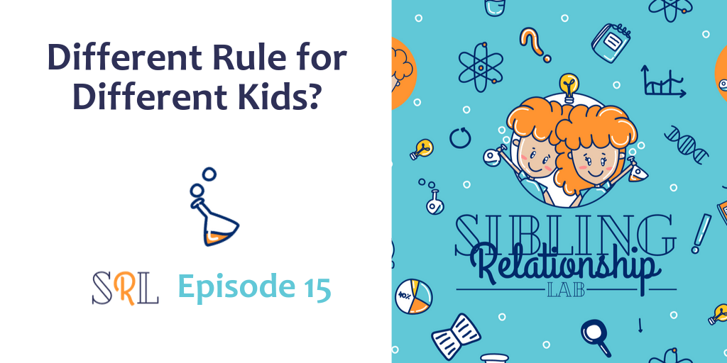 Do the rules have to be the same for all the kids? What about for the parents? Are grown-ups hypocrites if they don't keep the rules they make for the kids?