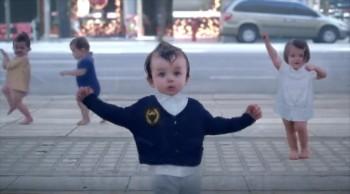 hilarious dancing babies will