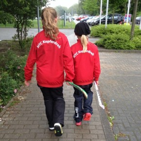 Hockey-Bambini suchen Verstärkung