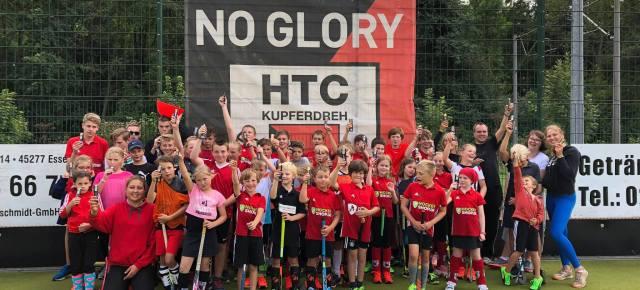 Erfolgreiches Hockeycamp  des HTC Kupferdreh
