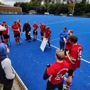Derbysiege für Kupferdreher Hockeyteams