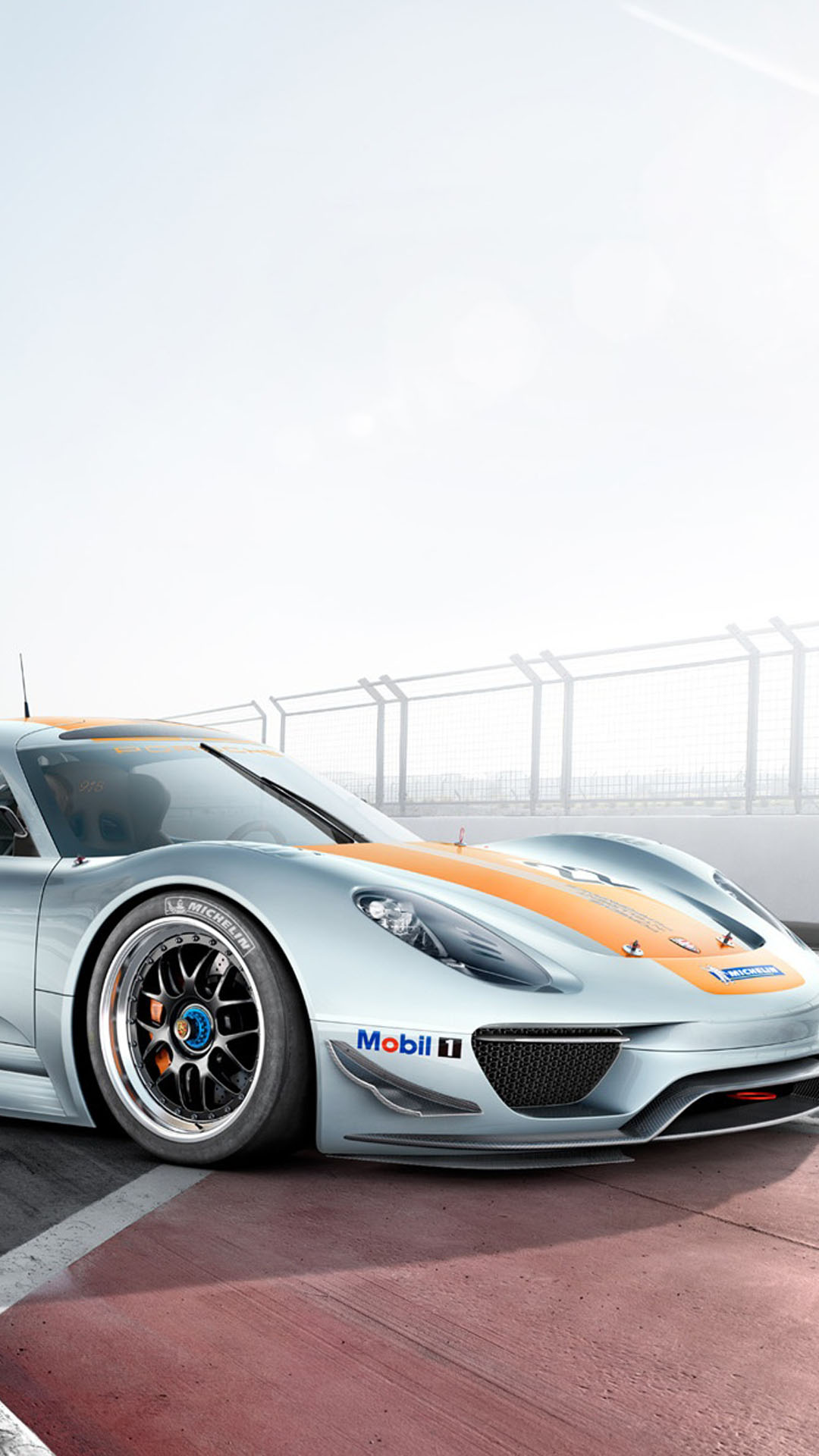 Race Car Wallpaper For Iphone Porsche 918 Rsr Front Best Htc One Wallpapers Free And