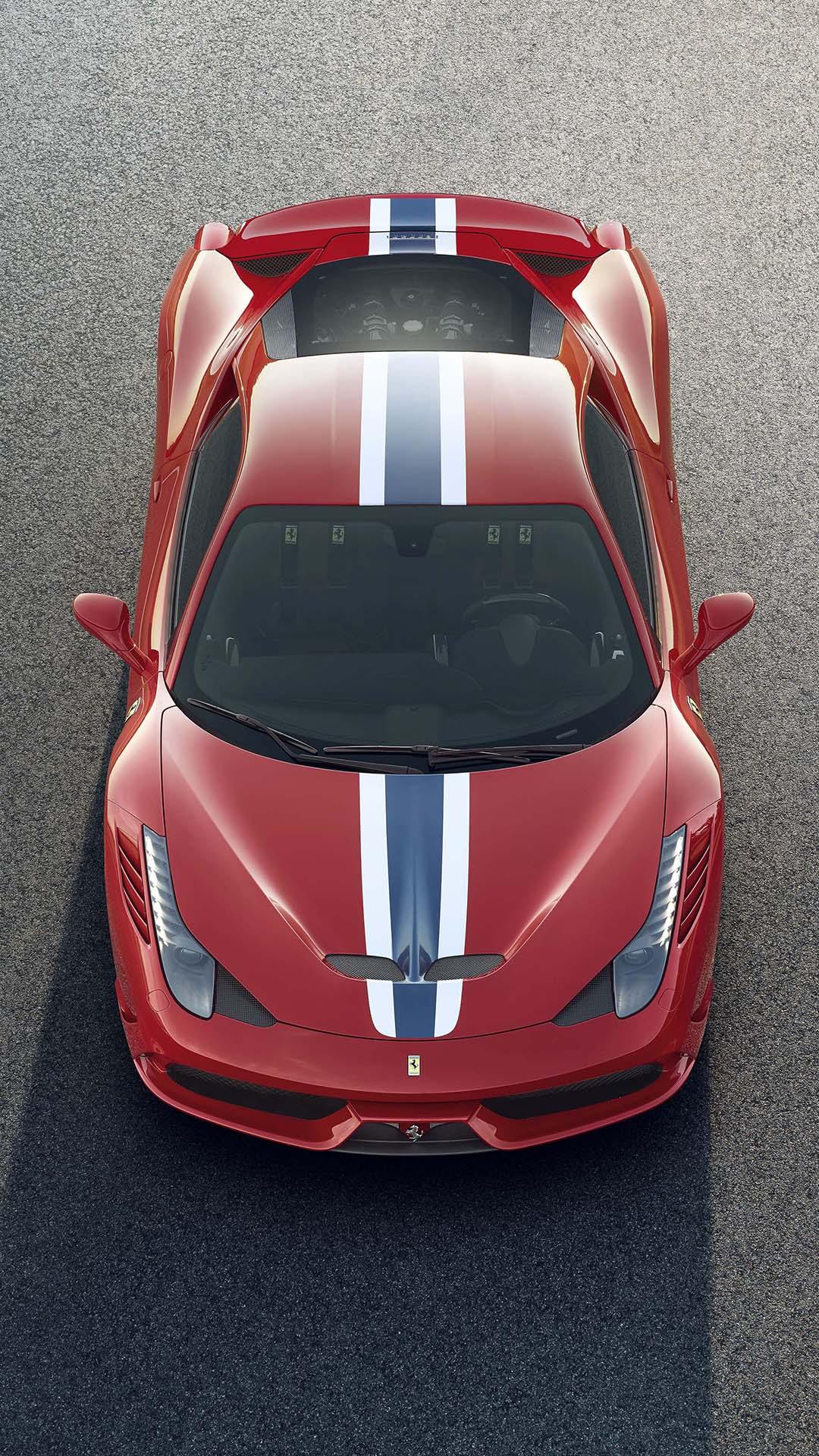 Ferrari 458 Speciale Best Htc One Wallpapers