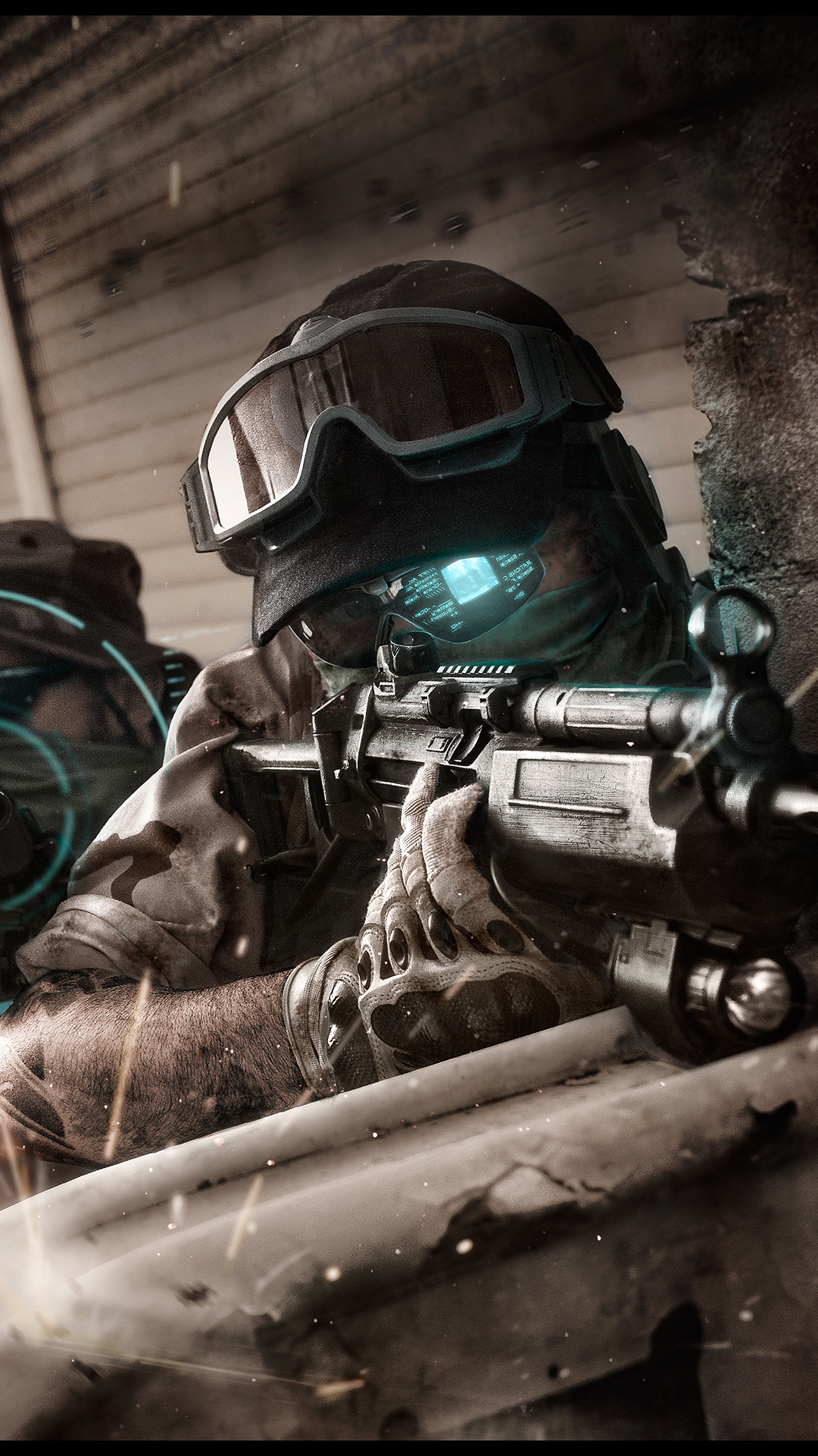 Htc One M8 Wallpaper Hd Ghost Recon Htc One Wallpaper Best Htc One Wallpapers