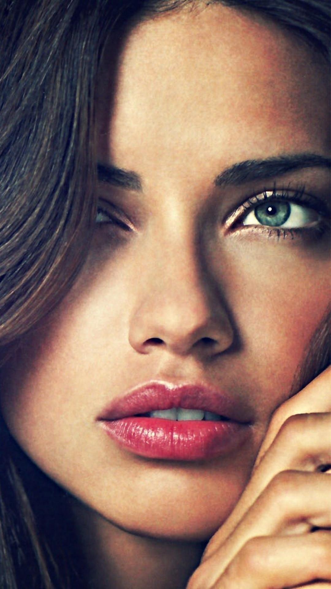 Htc One M8 Wallpaper Hd Victoria Secret Adriana Lima Best Htc One Wallpapers