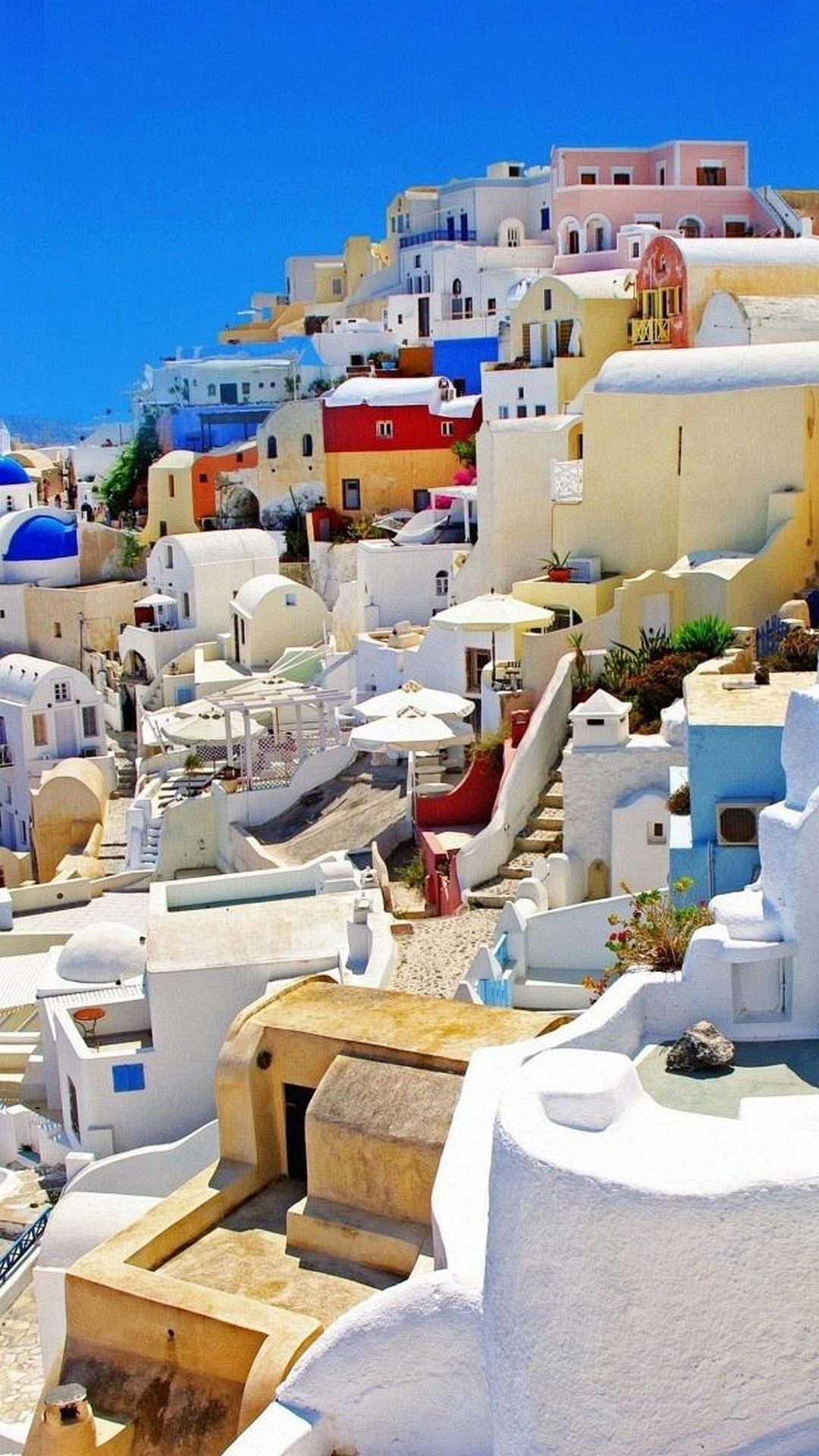 3d Wallpaper For Htc One M8 Santorini Greece Best Htc One Wallpapers Free And Easy