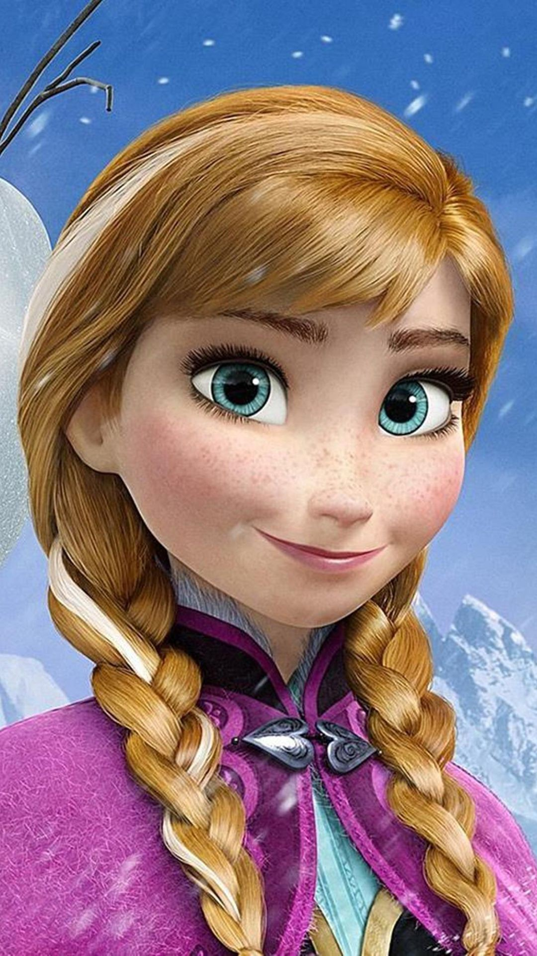 Htc One M8 Wallpaper Hd Frozen Anna Best Htc One Wallpapers Free And Easy To