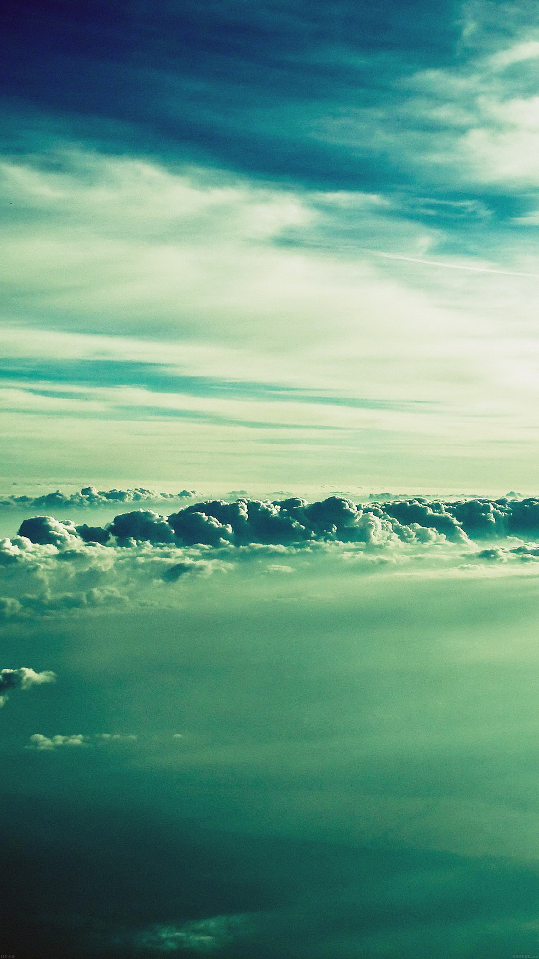 3d Wallpaper For Htc One M8 Fluffy Clouds Sky View Best Htc One Wallpapers