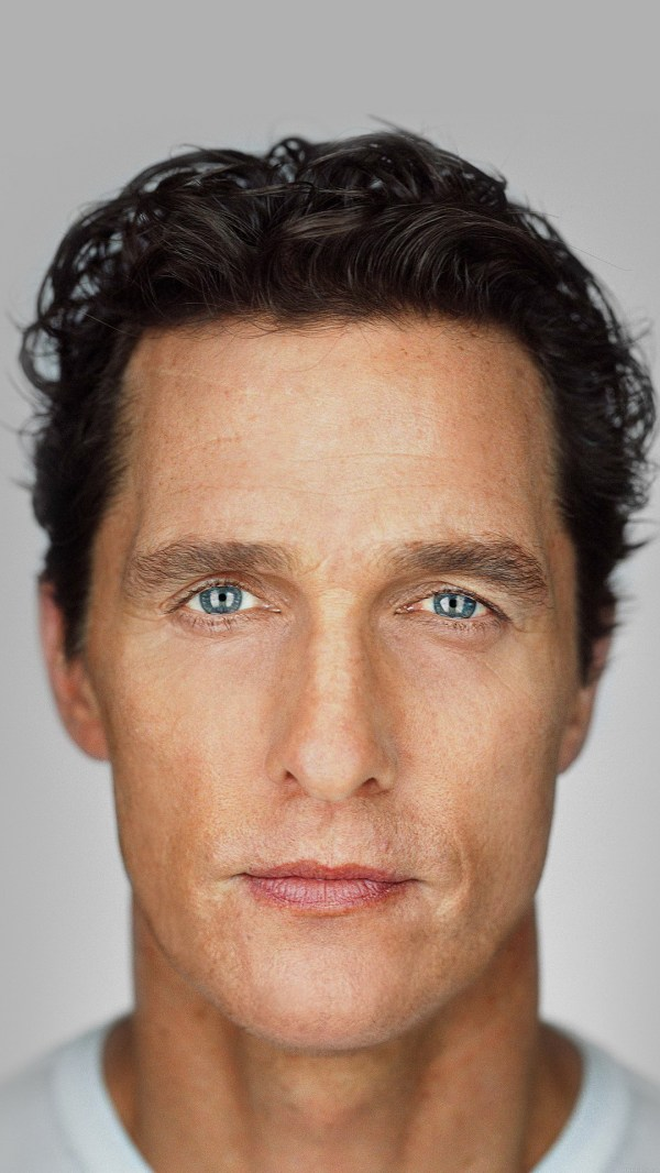 Celebrities Matthew McConaughey