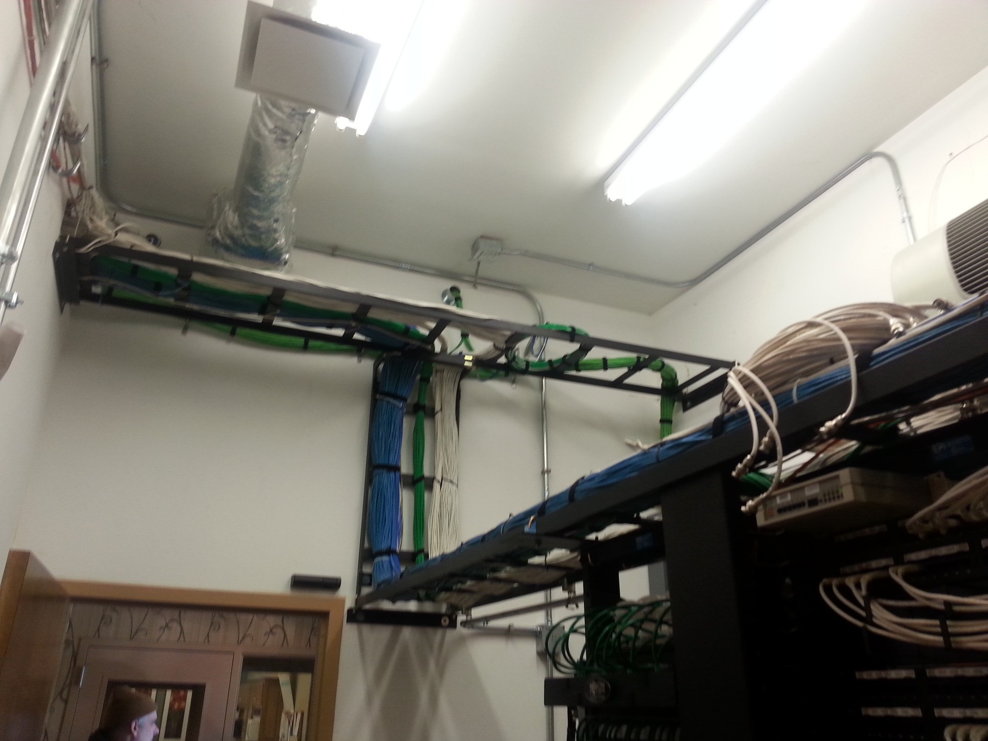 hight resolution of htc communications has recently completed a structured cabling project in tremont ohio this project included wifi cctv network cabling