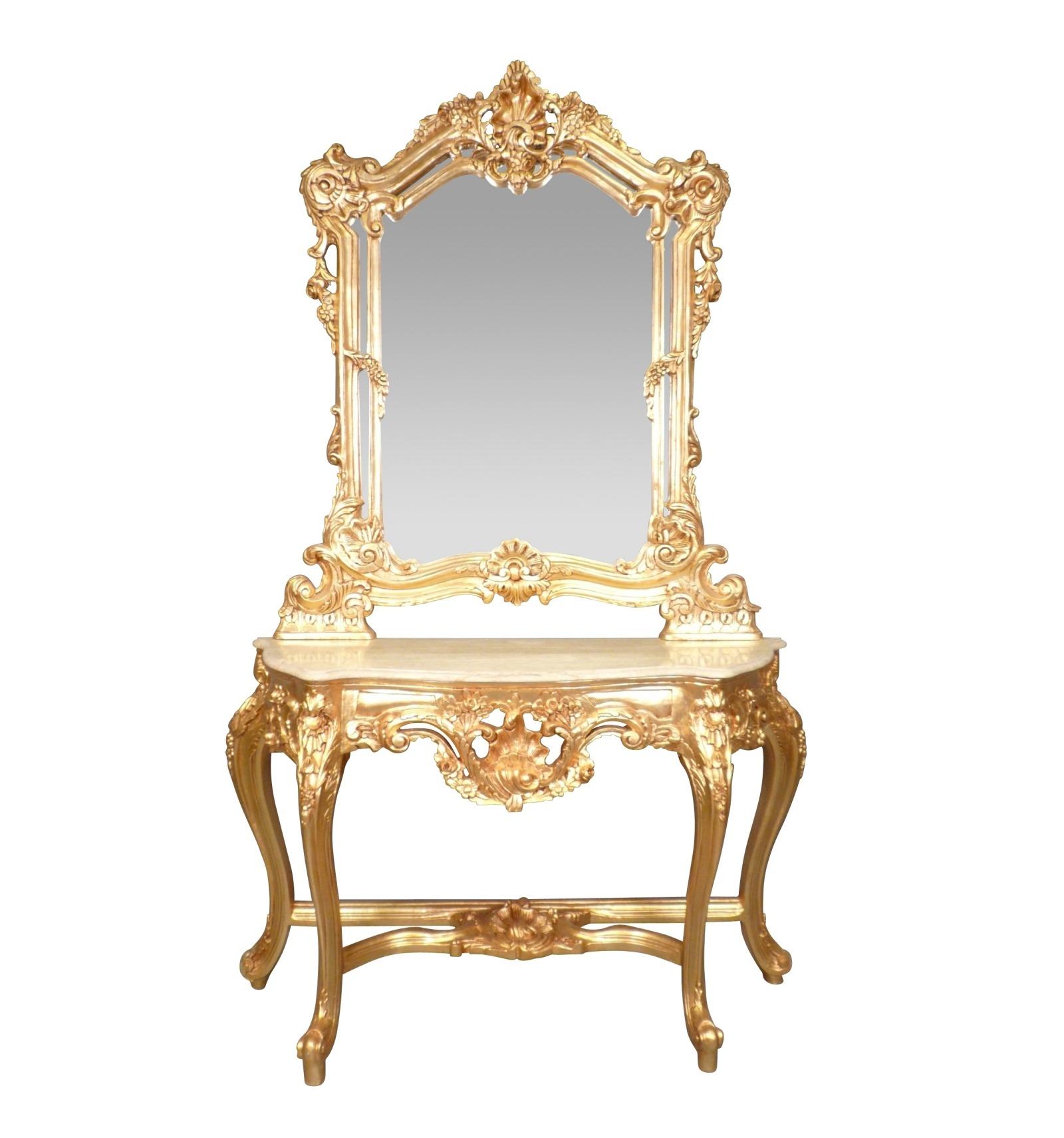 console baroque maison du monde