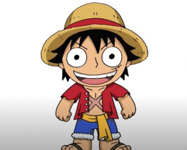 How to draw cartoons easy for beginners and everyone. Monkey D Luffy Drawing Archives How To Draw Step By Step