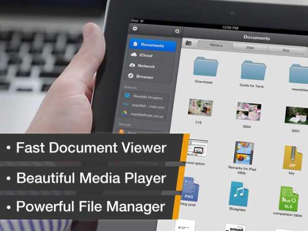Μπορείτε να συνδέσετε το Flash Drive στο iPad