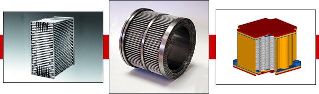 HI TecMetal Group (HTG) Metals of OHIO Heat Exchangers Parts Manufacturer