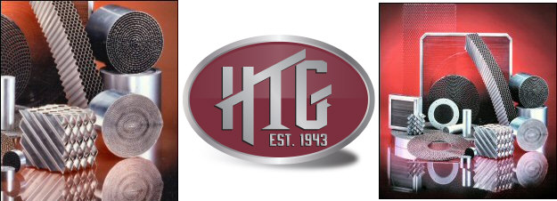 Honeycomb, Corrugated and Metallic Substrates by HTG Metals of Ohio
