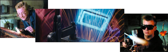 HTG Metal Services Ohio - Welding Services