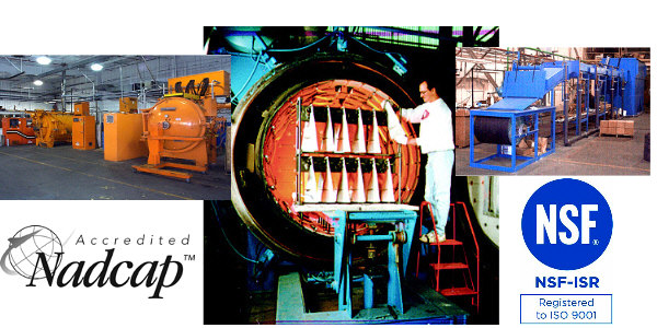 HiTech Aero - HTG Metal Treatment Services in Ohio