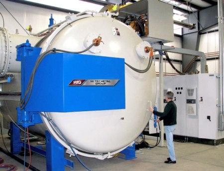 HTG - HI TECMETAL Group of Ohio - Metal Treating Services - Brazing Welding & Heat Treating
