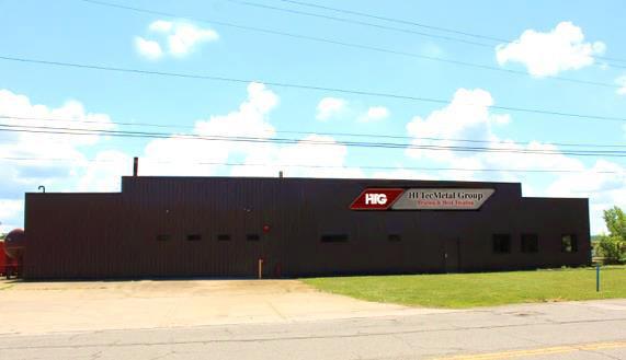 HTG - Thermal Treatment Center Wickliffe, Ohio